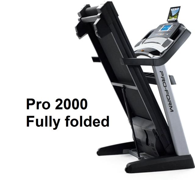 proform pro 2000 step 1