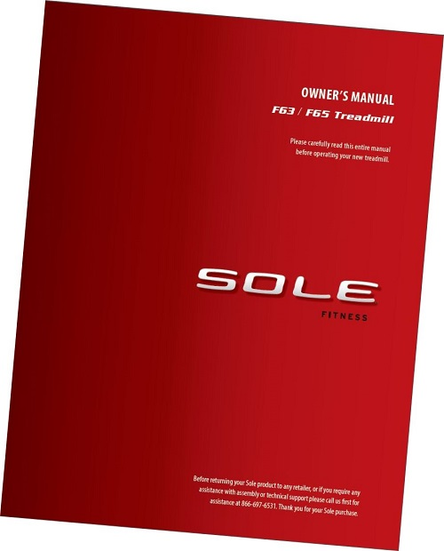 sole f63 owner manual page 1 500px
