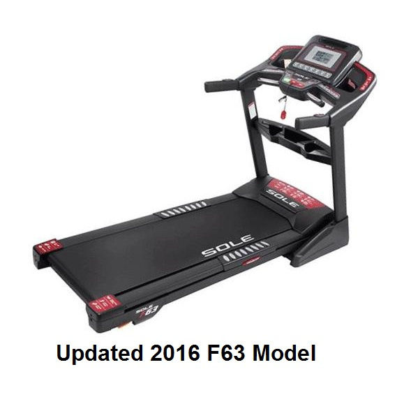 sole f63 treadmill 2016