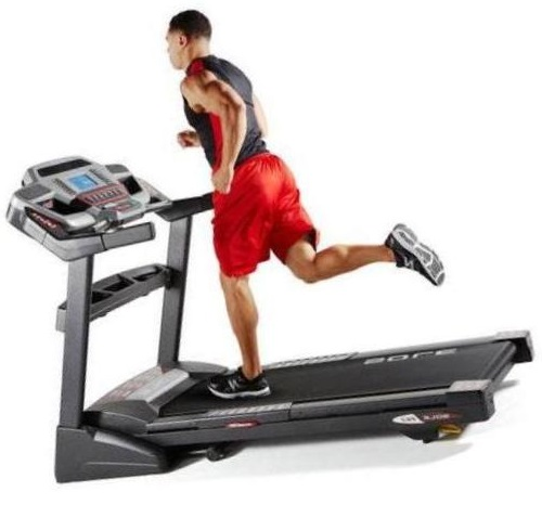 best running machine workout