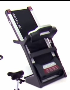 sole treadmill foldable